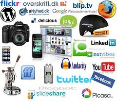 Markedsføring - Online og Ofline