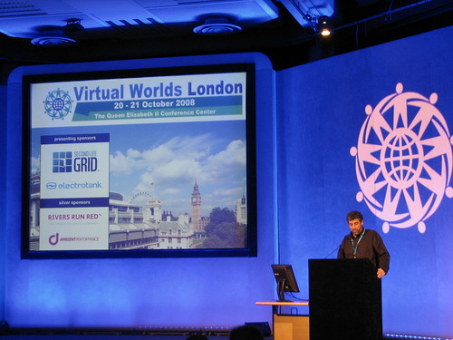 Virtual Worlds London