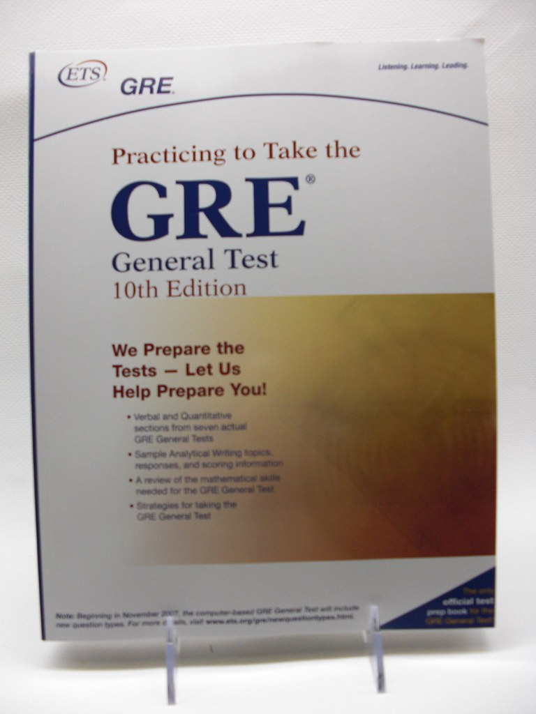 GRE: Practicing to Take the General Test 10th Edition