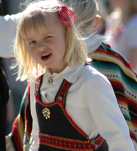 Norwegian girls on national day KingOfNor Tags bunad 17mai nationalday
