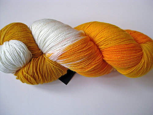 Yarn Pirate- Orange Crush