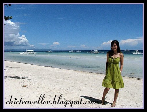 chic traveller in panglao