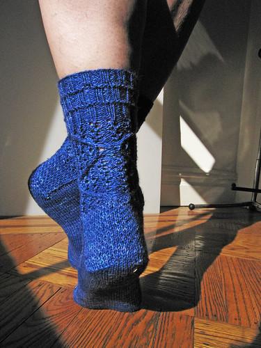 TTL Mystery Socktoberfest Sock 2