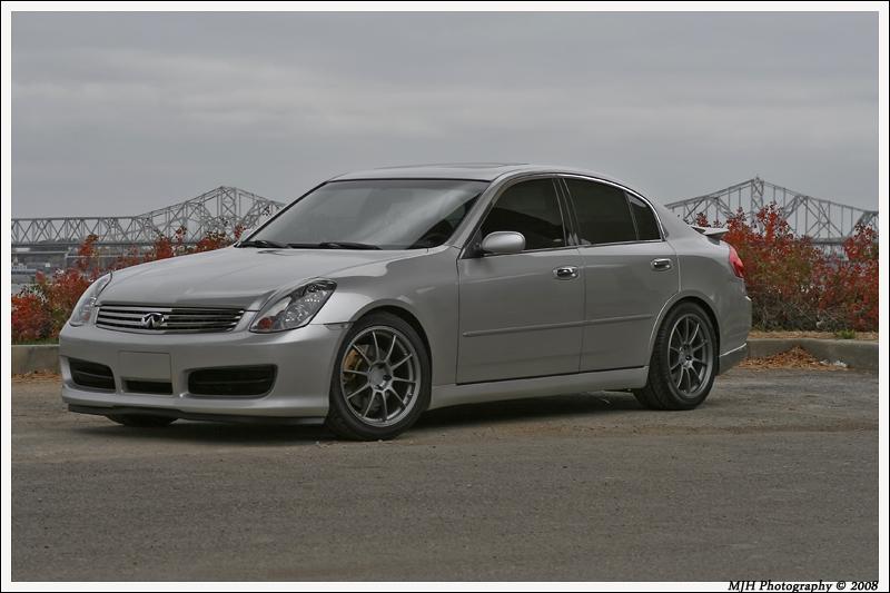 My project 2004 6sp G35 Sedan - Nissan Forum | Nissan Forums
