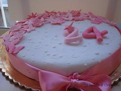 La torta del mio compleanno