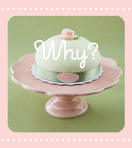 Why is the Princess Cake Green?