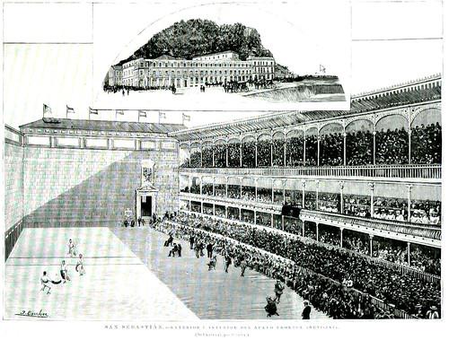 Beti-Jai San Sebastián 1893