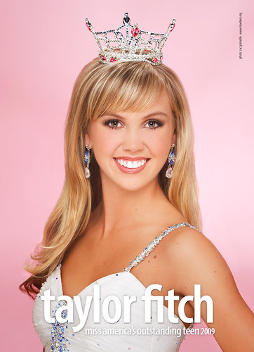 Taylor Hanna Fitch, Miss America's Outstanding Teen 2009