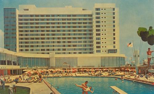 Deauville Hotel - Miami, Florida