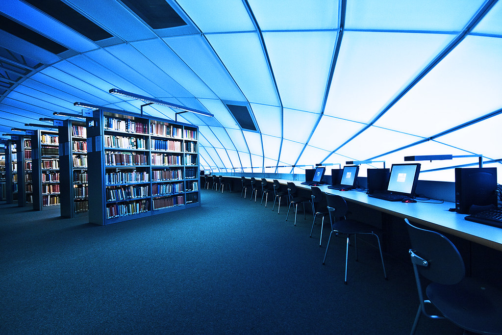 the world's best photos of bibliothek and dahlem - flickr hive mind, Innenarchitektur ideen