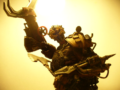 Twisted Land of Oz McFarlane hombre de Hojalata