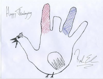 Happy Clucking Thanksgiving