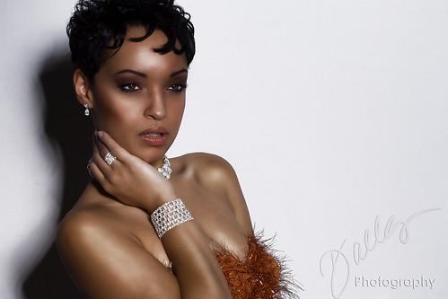Model:  Donna Taylor