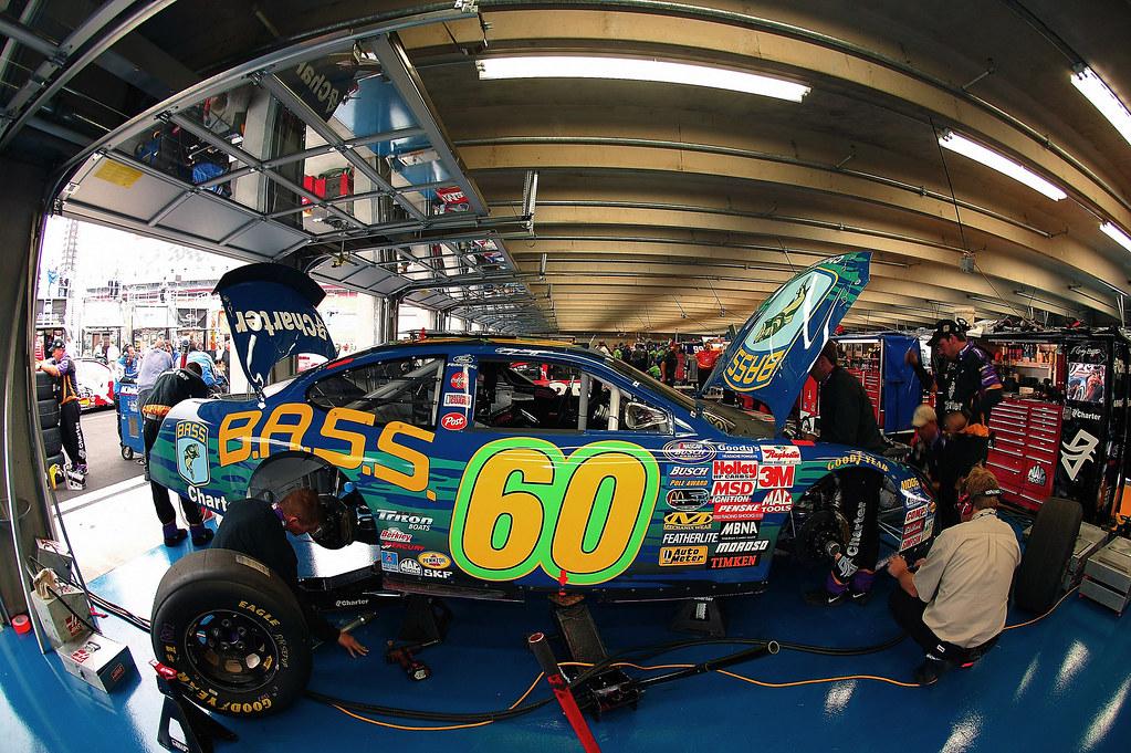 NASCAR Carquest Auto Parts 300 B.A.S.S. crew