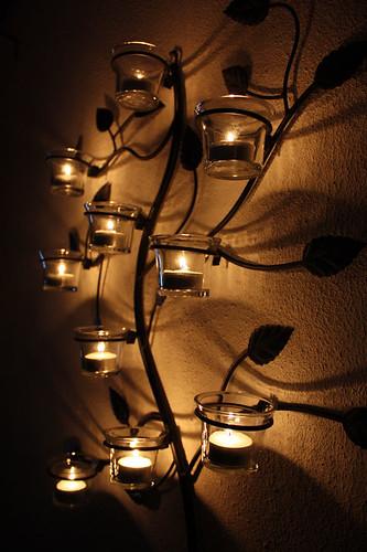 Ljus dekoration