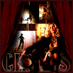 Britney Spears // Circus Video (»3lackoutman) Tags: video december spears circus britney blend womanizer blackoutman