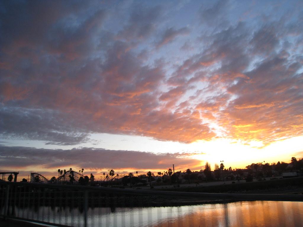 Sunset 12.6.08