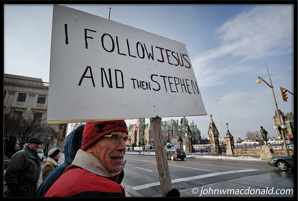 I Follow Jesus and Then Stephen
