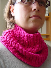 Anniversary Cowl - on 1