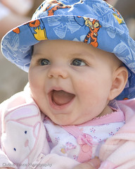 Pure Joy (Chris A Bence Photography) Tags: portrait baby childern