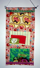 pocket wallhanging