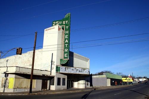 25th st. theatre