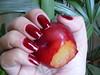 Jabuticaba - colorama + Rebu - risqué (Mônica 9ml) Tags: cores nail nails monica pés impala avon cor pé mãos mão unhas matte risque unha dote esmaltes esmalte colorama jubby biguniverso specialitta