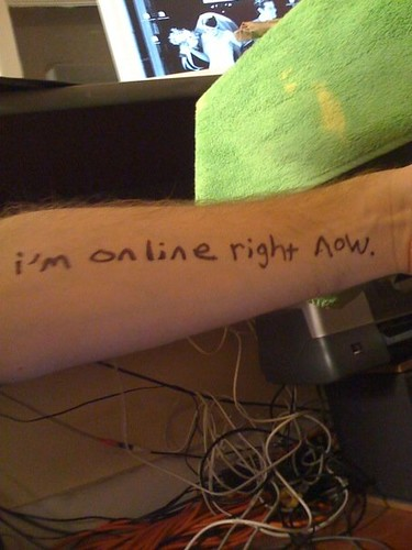 tattoo idea 4 internet lovers!
