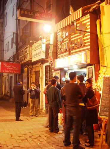 After Dark in Khan Market