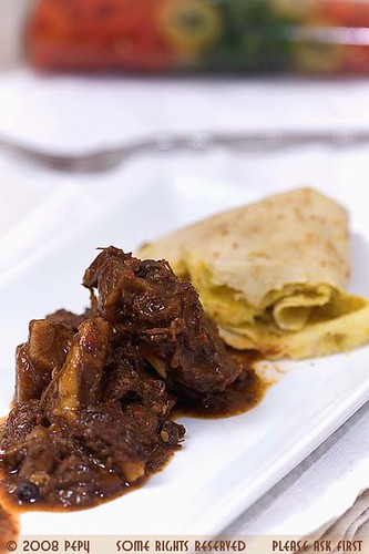 Caribbean Oxtail Stew 2