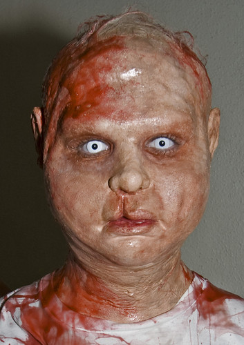 Special FX Monster Makeup