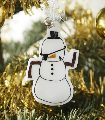 Ornament swap by Lauren Smash!