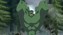 Hulk vs Wolverine 10