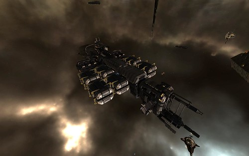 Capital Industrial Ship - Rorqual by you.