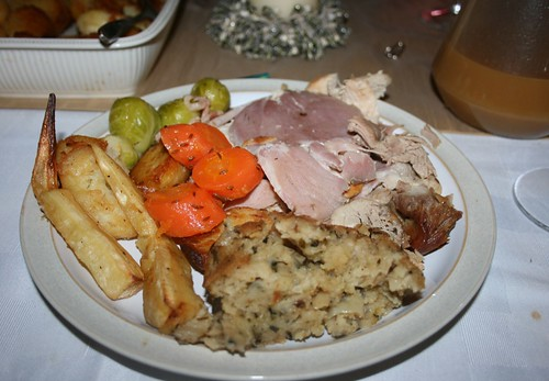 Traditional Christmas Dinner