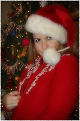 Naughty or Nice... both! (TXAlleKat) Tags: d50 nikon sp oldskool selftimer butitfits noremote iknowthisisblurry thisiswhyilovemyd300 lotsoffocuspoints