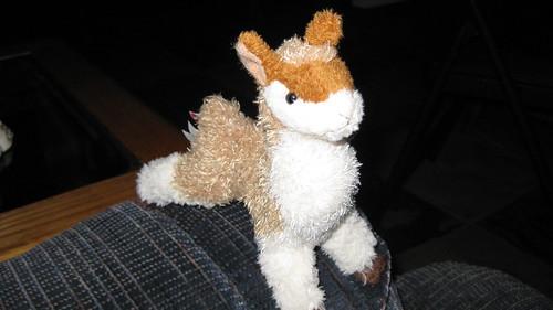 Christmas- Llama