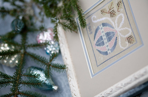"Blue and Silver (Nikki Leeman of ""Country Cottage Needleworks"")"