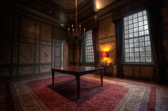 Renaissance Room ((Erik)) Tags: tree table mood room atmosphere chandelier hdr teaser zeist tafel slotzeist 5xp renaissanceroom virtualgame dddbooster architectjacobroman willemadriaanivannassau lastuploadin2008 theothersideofthisroomin2009 boosttagger goeiemoed sehrschnlastupload