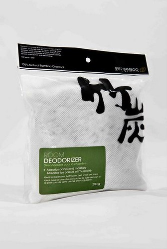 bamboo charcoal room deodorizer (200 g)
