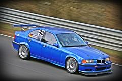 BMW M3 E36 (www.nordschleife-video.de) Tags: car race racecar germany deutschland racing eifel bmw m3 2008 vln motorsport rheinlandpfalz nordschleife nürburgring e36 sportwagen grünehölle rennwagen kallenhardt einstellfahrten vlneinstellfahrten