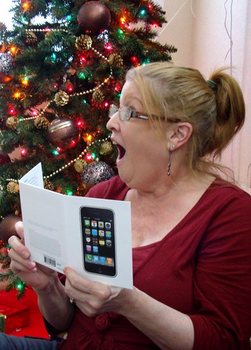 Surprise! You Get an iPhone!
