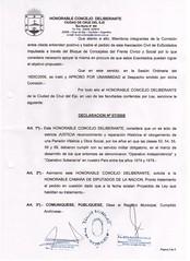 DECLARATORIA C.DEL EJE 2 (Qalino) Tags: guerra 53 59 soldados excombatientes conscriptos operativoindependencia