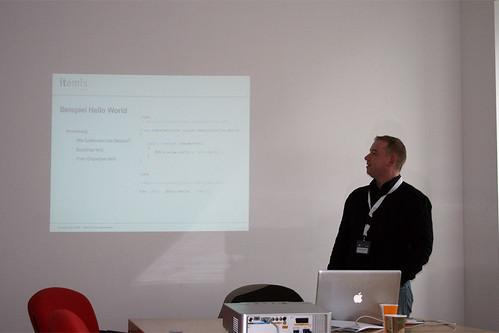 Vortrag - Zend Framework