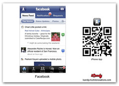Facebook (jameygraham) Tags: facebook icandy ricohinnovations iphoneapp