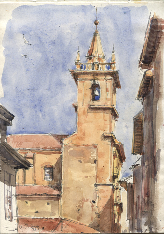 San Isidoro lateral