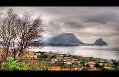 Promontorio HDR (Antudo) Tags: sony 350 sicily alpha palermo bruno hdr siciliainhdr antudo