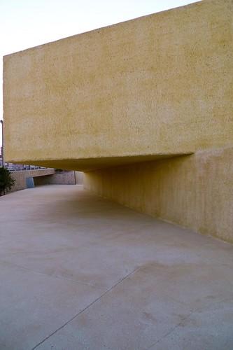 Alrededores de la estación de Tram Sangueta (Alicante)