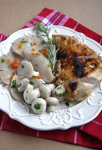 Russian Style Chicken