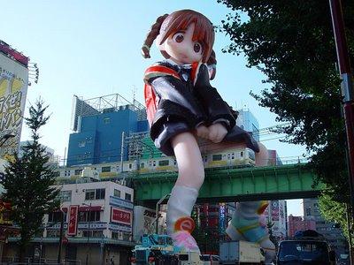 tiendas en akihabara